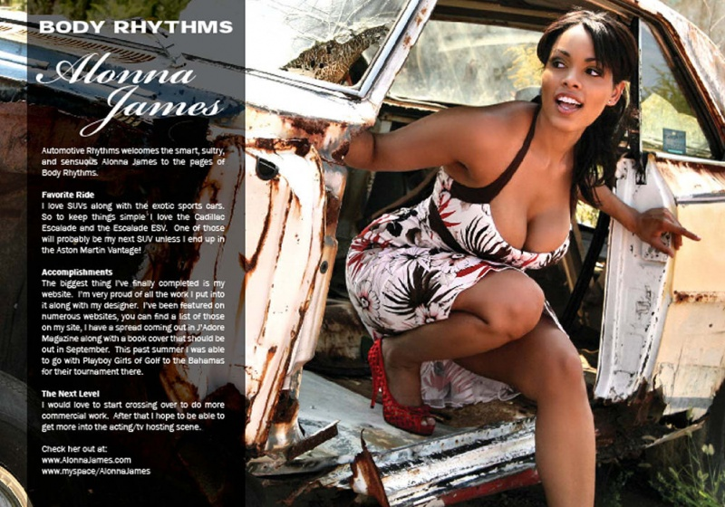 Maryland Oct 22, 2007 Automotive Rhythms Magazine 10/07