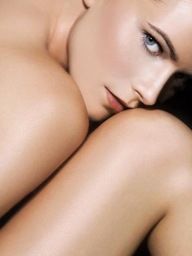 Female model photo shoot of monkiki by Love of Beauty, makeup by Samuel Paul