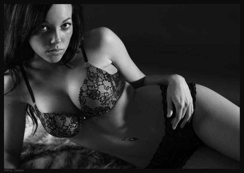 Female model photo shoot of jenny keffer by bp-models
