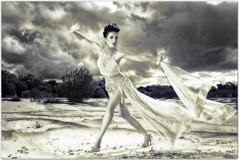 Sydney Oct 25, 2007 Direct Shots Photography model Ashlee Anee