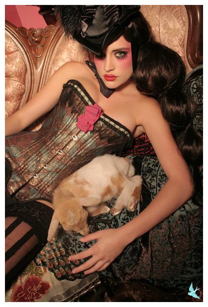 666 studios Oct 27, 2007 666photography Model Kayleigh/ MUA Lisa N/ Hair Angel J