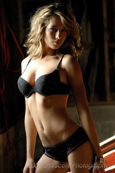 Female model photo shoot of LRB