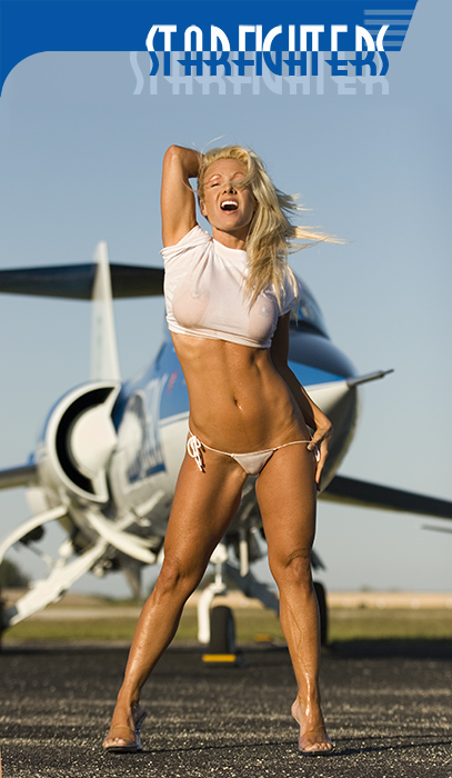 Florida Oct 29, 2007 Mike Jorgensen Nicole - loves her jets