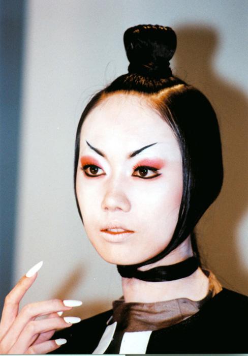 Taiwan Oct 30, 2007 G.Zwygart/Cogito Moda 2001 Fashion show
