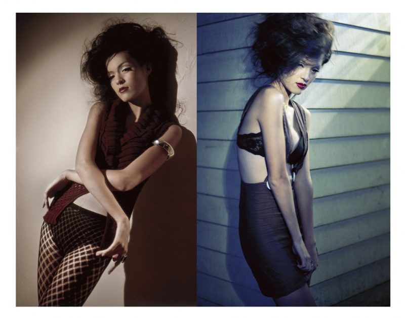Oct 30, 2007 Photographer:  Andrew Kuykendall<br>MUA/Hair:  Tina Cohen<br>Stylist:  Ellie