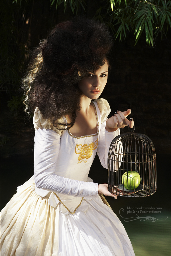 Bayou City Texas Oct 31, 2007 2007 Blind Monkey Studios Fairytales in a Cage