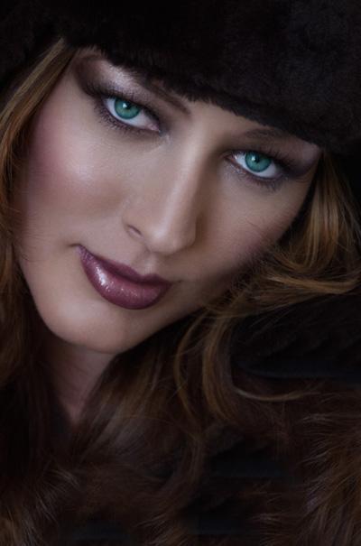 Female model photo shoot of Rene C by S in Los Angeles, CA