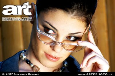 Female model photo shoot of Jaimes by ART-PHOTO in Photohispana - Oct 2007