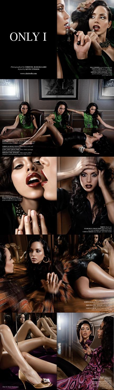 Soho NYC Nov 01, 2007 chistelb.com UCE Magazine - Narcissism