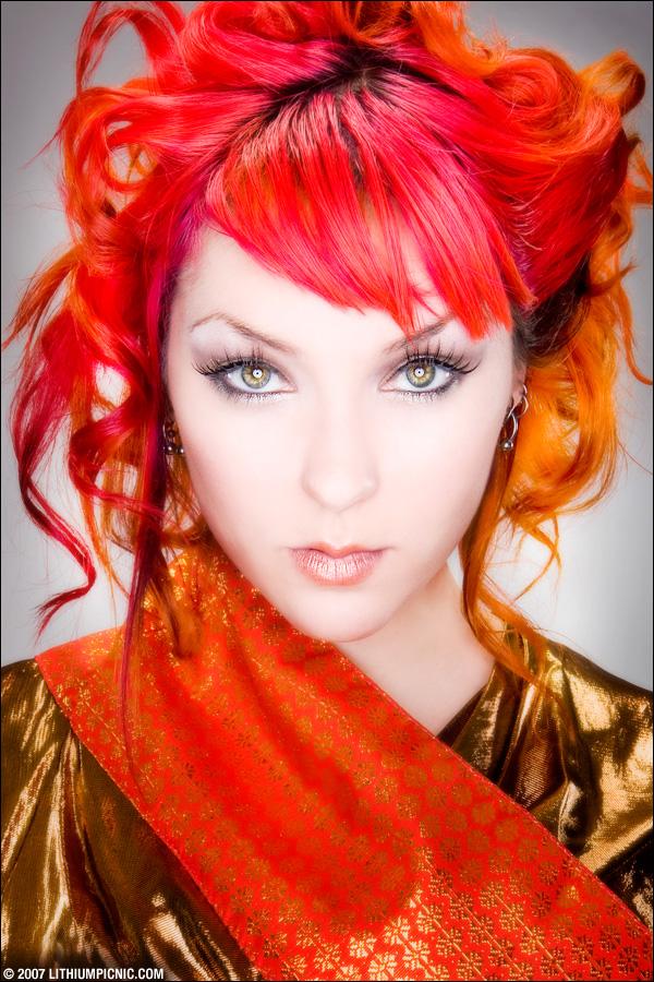 Texas Nov 02, 2007 Lithium Picnic Hair & Make up by Apnea