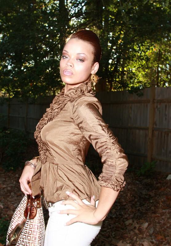Female model photo shoot of CeciliaC