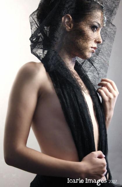 Female model photo shoot of Jaimes in Photohispana - Oct 2007