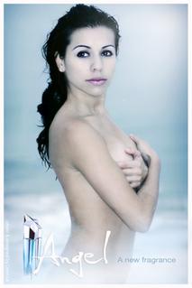 Female model photo shoot of Angel Reed in Malibu Beach