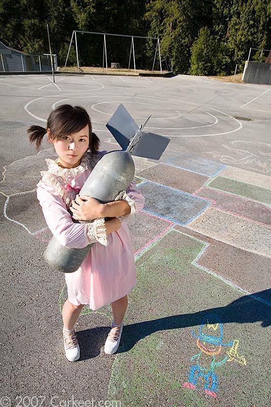 California Nov 06, 2007 Tristan Carkett Hasta La Vista Baby