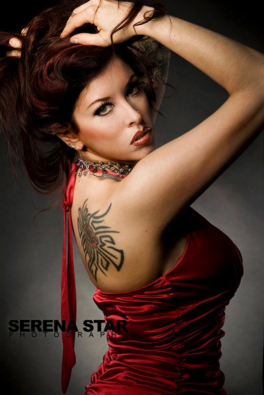 Studio Nov 06, 2007 Serena Star Model: Bella Ciao
