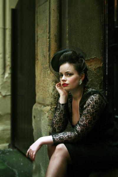 Glasgow Nov 07, 2007 Dylan Drummond ♚ The lovely Pamela Reynolds ♚