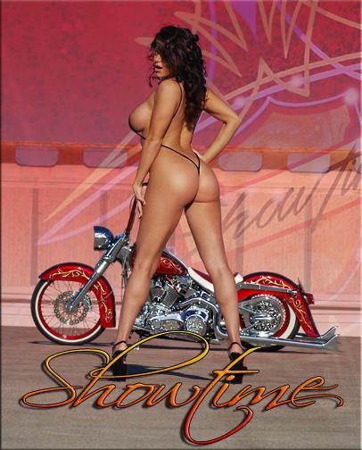Sacramento Nov 08, 2007 Showtime Poster