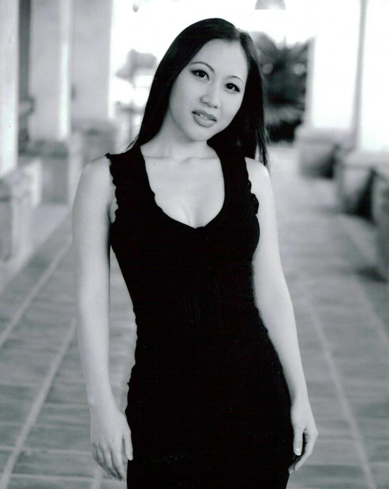 Santa Ana Nov 08, 2007 Black Dress