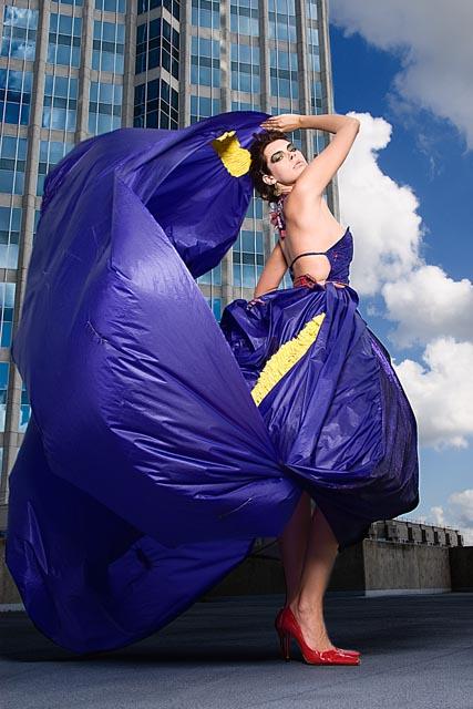 Nov 09, 2007 RAUL MARTINES DESIGNS Purple Storm!