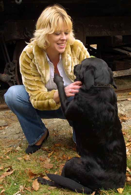 Phillips Maine Nov 09, 2007 David DeHass Mans Best Friend.. My Baby