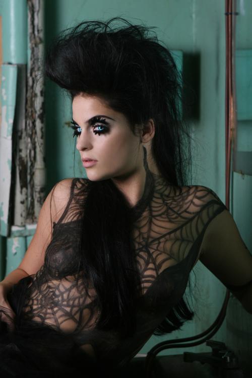 Nov 12, 2007 2007©ShannonMichellePhotography Model: Gianna Simone, Body Paint: Todd Desautels, Make Up by Johnnie, Hair: Nikki Ruby