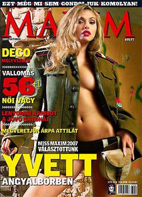 Tata, Hungary Nov 14, 2007 Kopasz Zsolt Maxim [HUN] cover/set