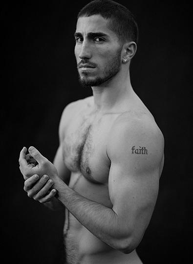 Male model photo shoot of Frank Boccia