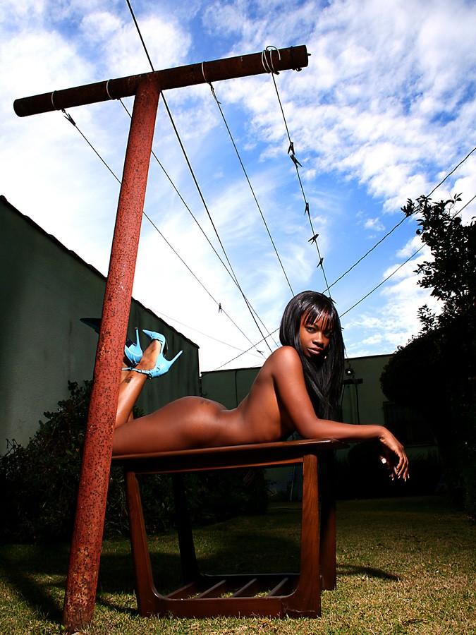 Female model photo shoot of Monique Renee by WillSpringfield in My Backyard... Los Angeles