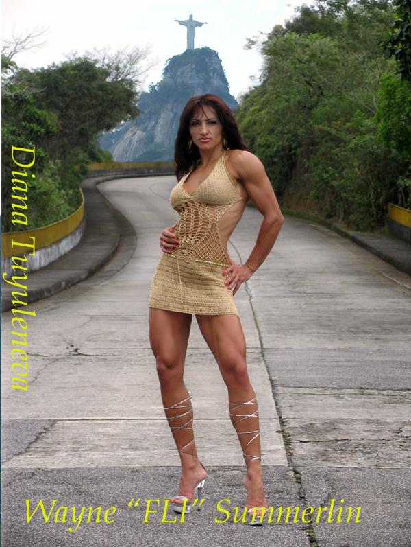 Rio De Janiero  Brasil Nov 19, 2007 Wayne FLI Summerlin05 My favorite set of legs