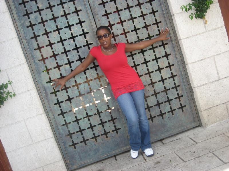 Female model photo shoot of SilkyC in Barbados 2007