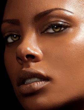 Nov 20, 2007 Michael-Antonio Eva Pigford (L.A. Model Management) Make-up and Hair: Terrell Mullin