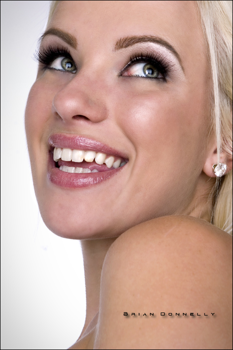 san jose, ca Nov 21, 2007 iyi images & brandi jean Beauty Shot