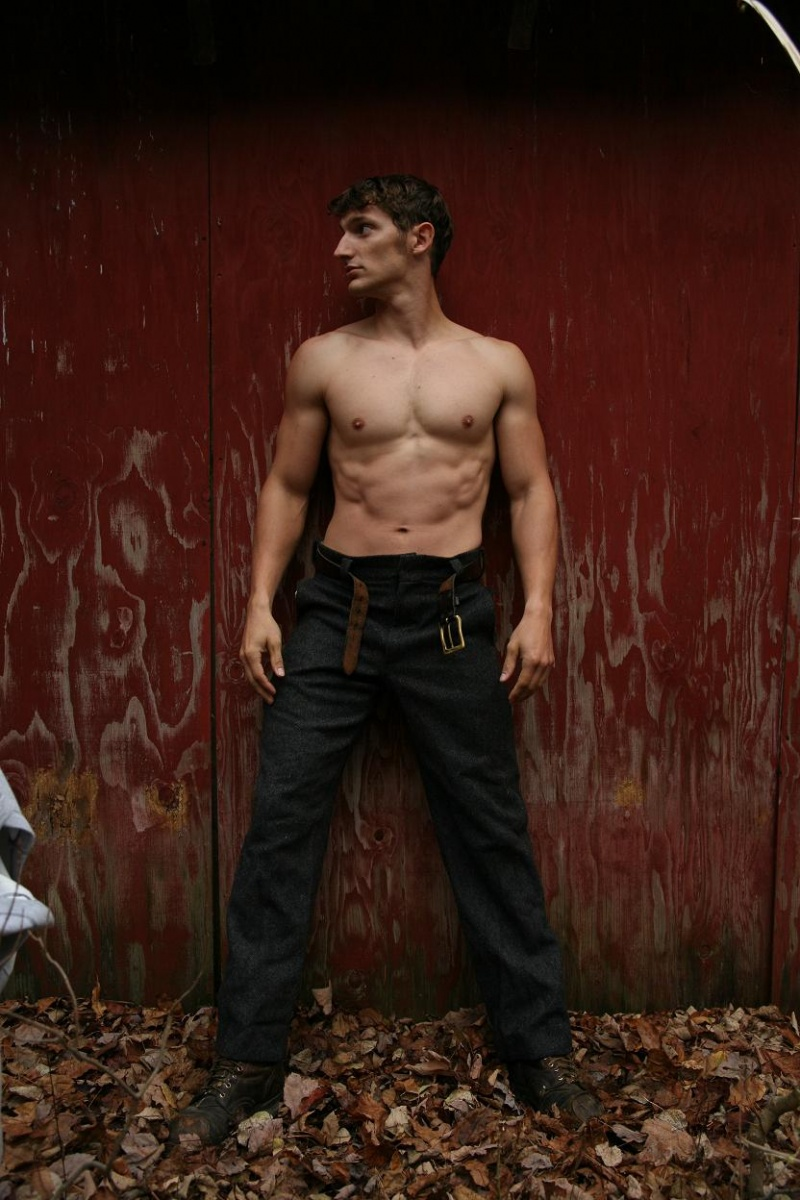Male model photo shoot of daniel jackson by Southwest Photography in VT