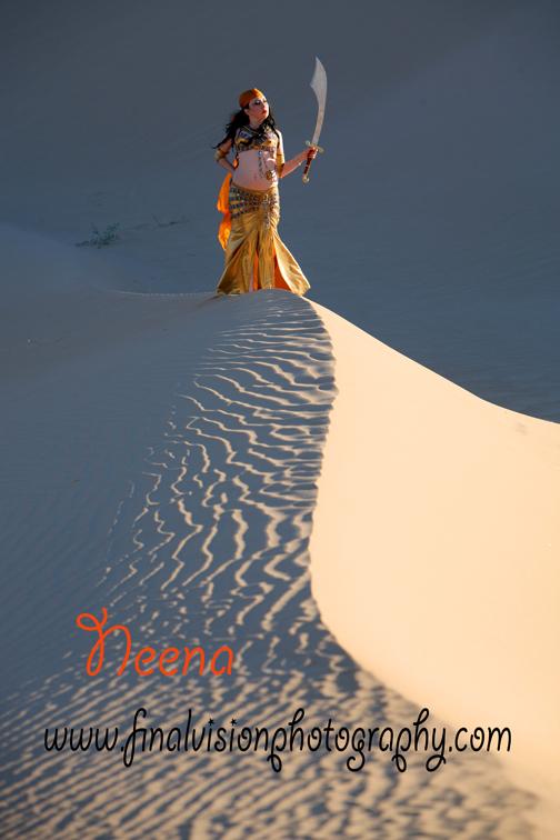 Yuma Nov 22, 2007 Final Vision Photography/Neena Nour Solitary Journey