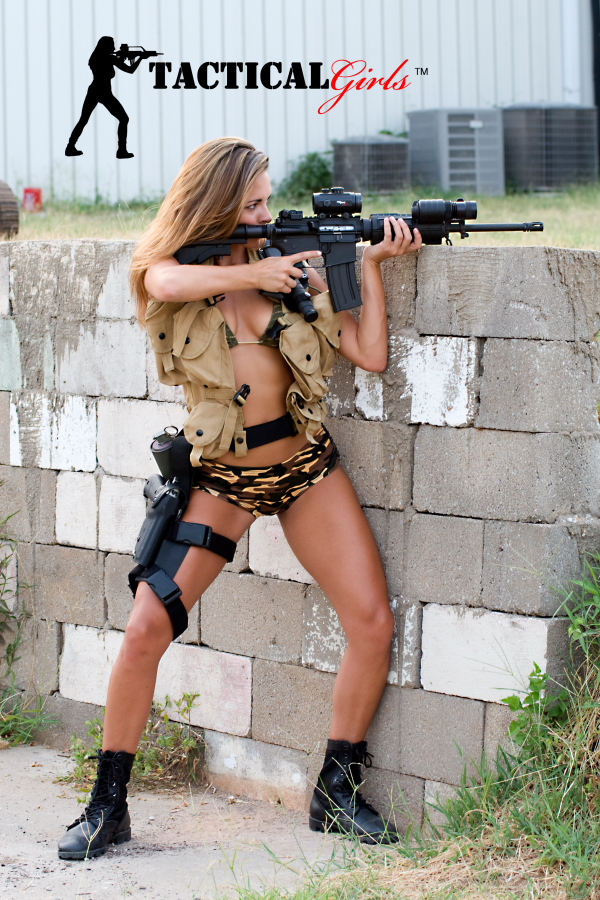 Tulsa, OK Nov 23, 2007 HBL Productions 2008 Tactical Girl Jacqueline