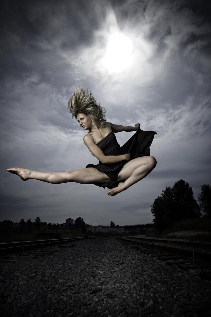 vancouver Nov 23, 2007 martin Prihoda dancer