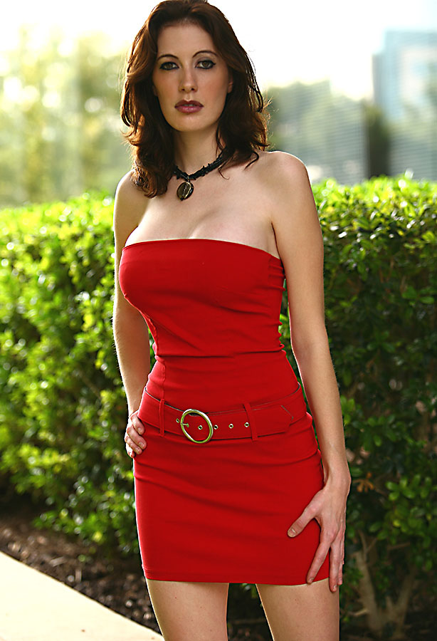 Austin Texas Nov 23, 2007 Kevin Schirmer  Red Dress