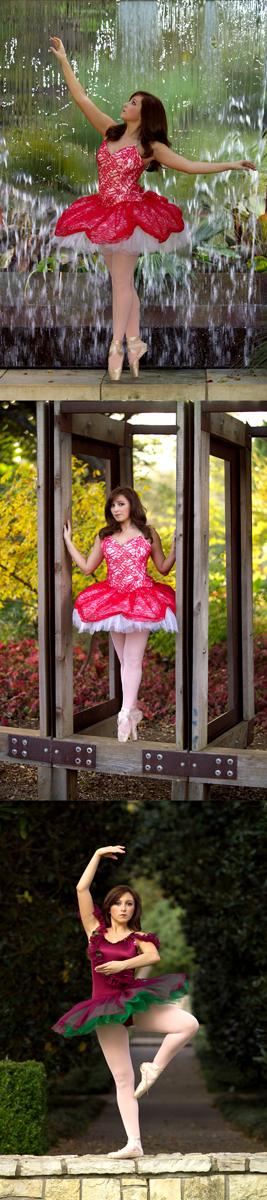 Dallas Nov 24, 2007 Ken Myers Photography Samantha at the Arboretum