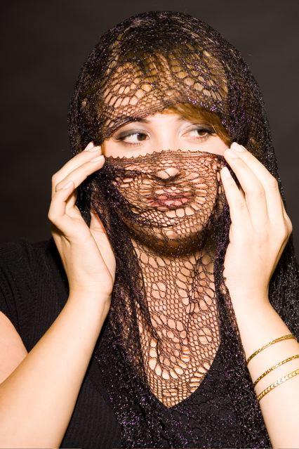 Female model photo shoot of Farah in LA