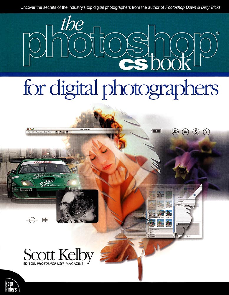 Nov 24, 2007 © David Cuerdon & Scott Kelby Cover Photo - Girl in center