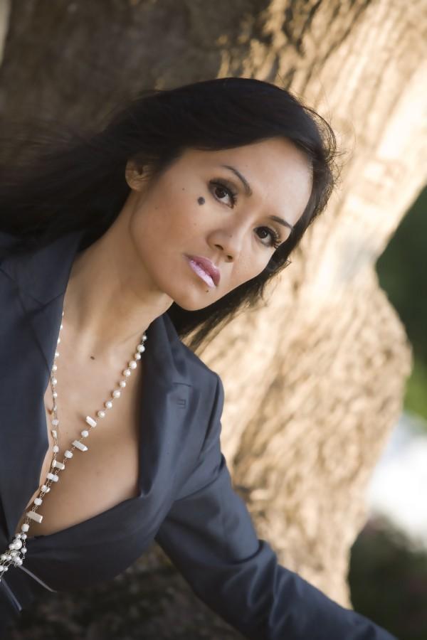 Female model photo shoot of Malia De Leon in Arroyo Grande, CA