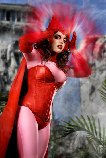 Nov 27, 2007 Dan Santoni Scarlet Witch