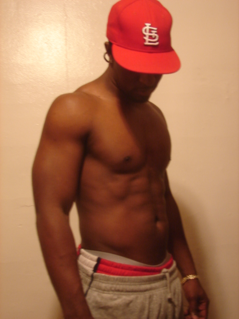 Male model photo shoot of Ahmed Lewis in ROOM