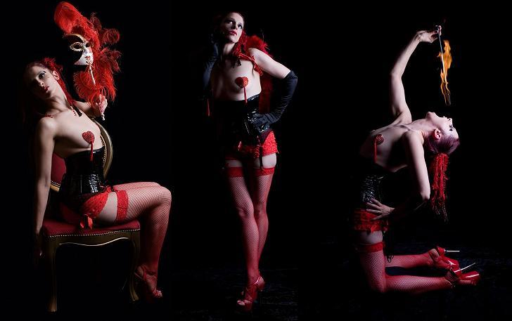 Nov 28, 2007 Andy Stubbs Fire Eating Burlesque