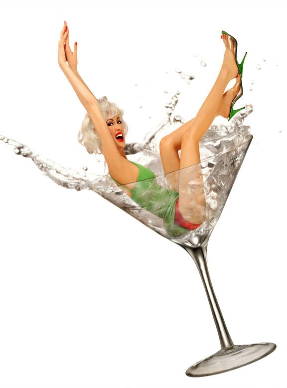 Nov 29, 2007 Martini girl