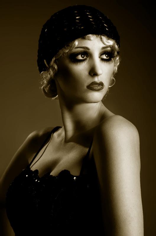 Female model photo shoot of CarlottaChampagne by Kevin Dirks in Dallas, TX Nov, 2007