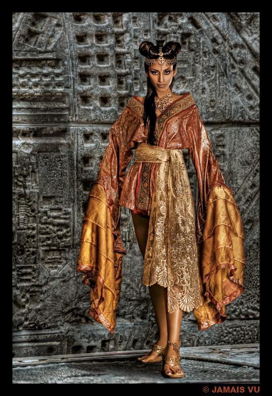 Dec 02, 2007 Costume - myself /Makeup -Tuesday/ Photographer - Jamais Vu