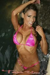 Photographer: Mike Brochu Dec 02, 2007 teaseum bikini