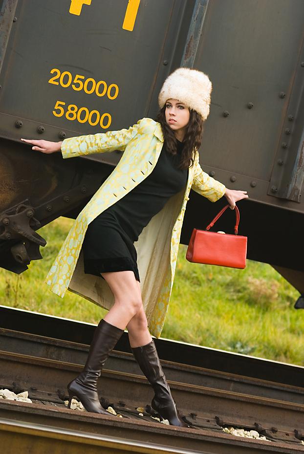 Female model photo shoot of Vantage Photography and Danyell Dykstra