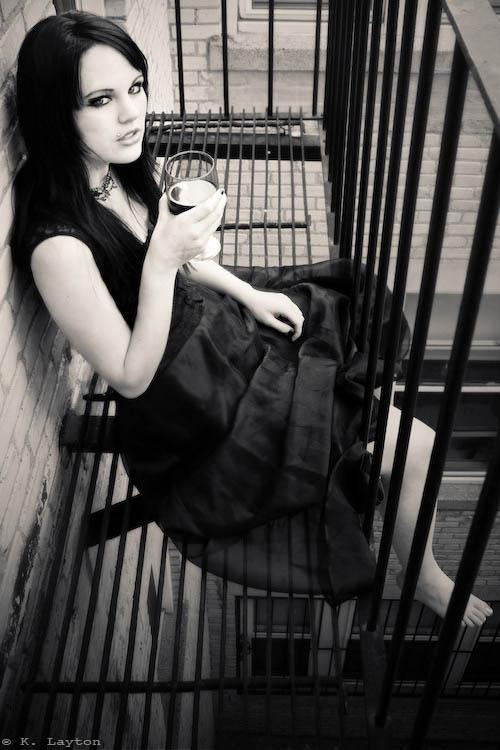Allston, MA Dec 04, 2007 Krystal Layton